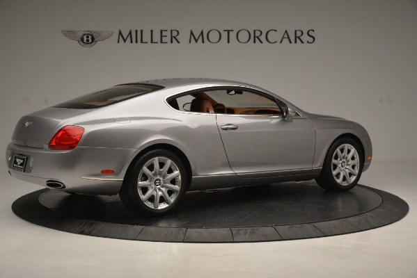 Used 2005 Bentley Continental GT GT Turbo for sale Sold at Aston Martin of Greenwich in Greenwich CT 06830 8