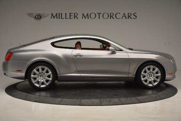 Used 2005 Bentley Continental GT GT Turbo for sale Sold at Aston Martin of Greenwich in Greenwich CT 06830 9