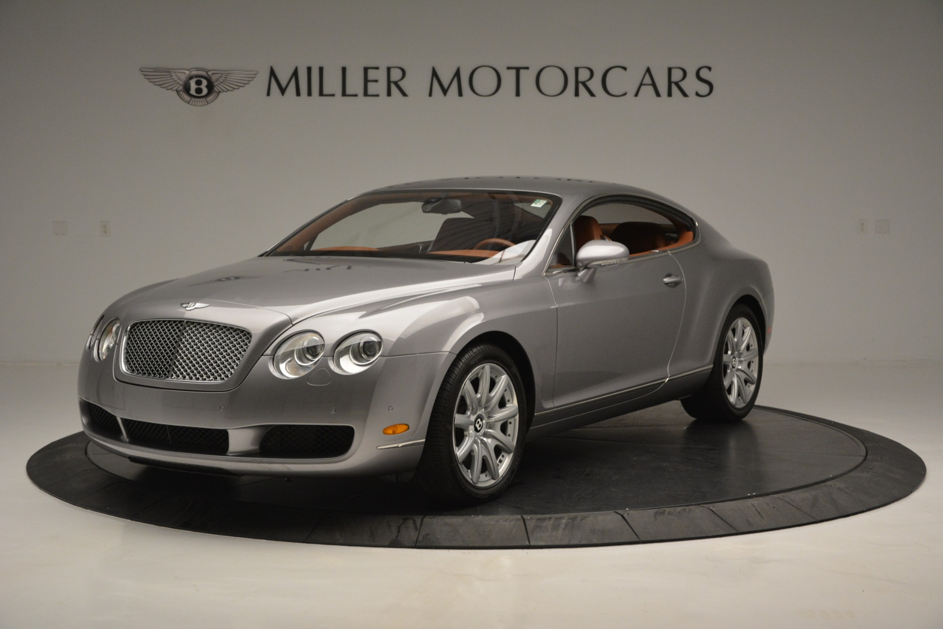 Used 2005 Bentley Continental GT GT Turbo for sale Sold at Aston Martin of Greenwich in Greenwich CT 06830 1