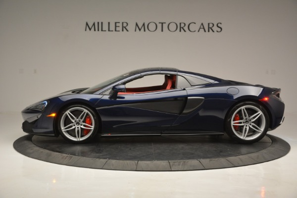 New 2019 McLaren 570S Spider Convertible for sale Sold at Aston Martin of Greenwich in Greenwich CT 06830 16