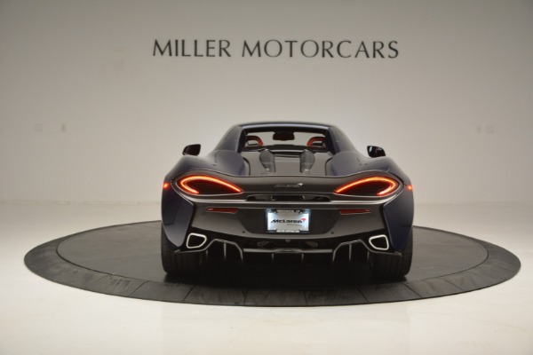 New 2019 McLaren 570S Spider Convertible for sale Sold at Aston Martin of Greenwich in Greenwich CT 06830 18