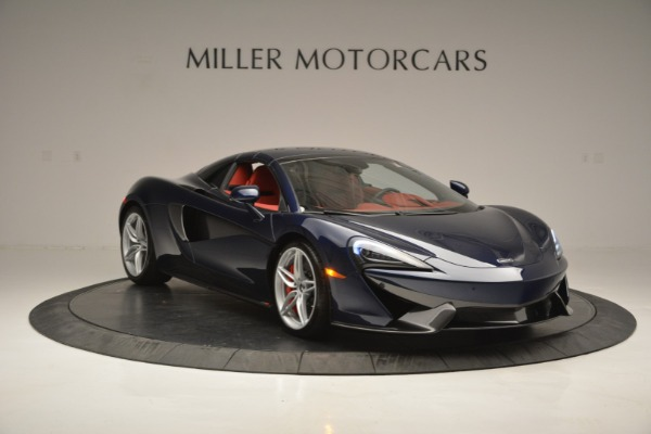 New 2019 McLaren 570S Spider Convertible for sale Sold at Aston Martin of Greenwich in Greenwich CT 06830 21