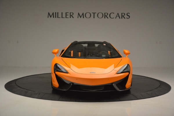 Used 2019 McLaren 570S Spider for sale Sold at Aston Martin of Greenwich in Greenwich CT 06830 12