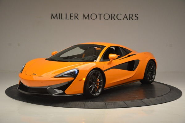 Used 2019 McLaren 570S Spider for sale Sold at Aston Martin of Greenwich in Greenwich CT 06830 15