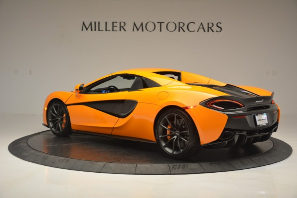 Used 2019 McLaren 570S Spider for sale Sold at Aston Martin of Greenwich in Greenwich CT 06830 17