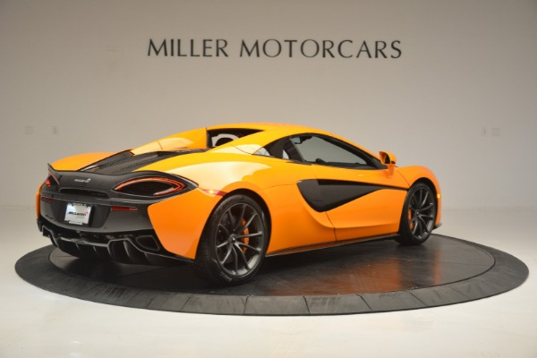 Used 2019 McLaren 570S Spider for sale Sold at Aston Martin of Greenwich in Greenwich CT 06830 19