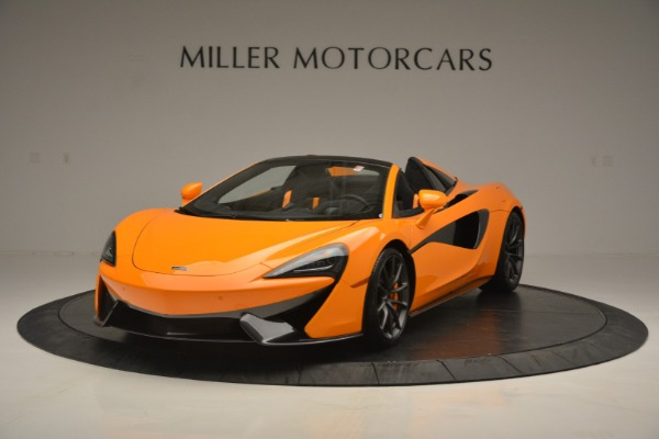 Used 2019 McLaren 570S Spider for sale Sold at Aston Martin of Greenwich in Greenwich CT 06830 2