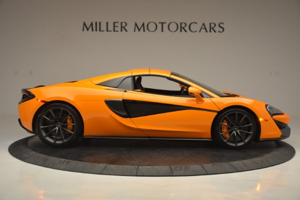 Used 2019 McLaren 570S Spider for sale Sold at Aston Martin of Greenwich in Greenwich CT 06830 20