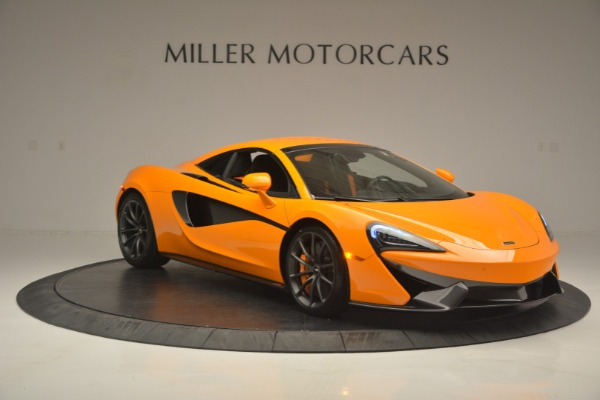 Used 2019 McLaren 570S Spider for sale $186,900 at Aston Martin of Greenwich in Greenwich CT 06830 21