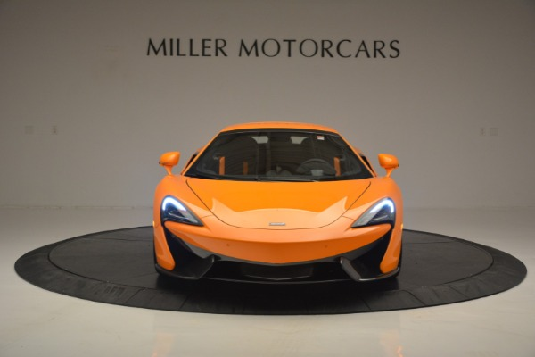 Used 2019 McLaren 570S Spider for sale Sold at Aston Martin of Greenwich in Greenwich CT 06830 22