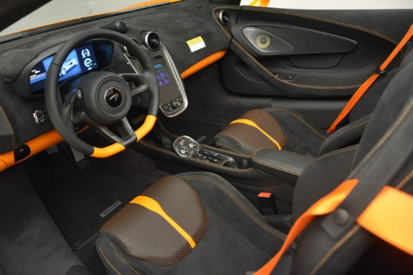 Used 2019 McLaren 570S Spider for sale Sold at Aston Martin of Greenwich in Greenwich CT 06830 23