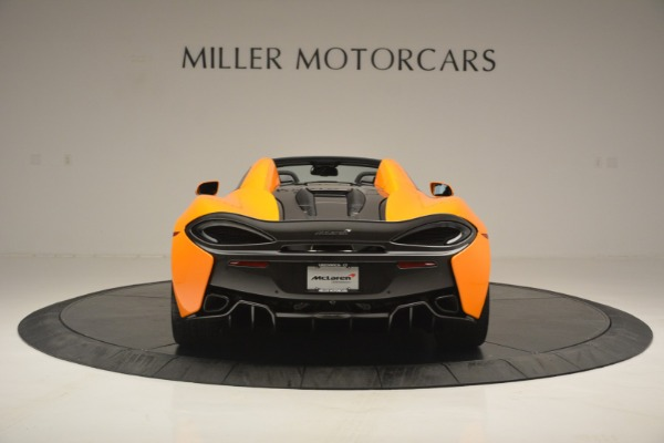 Used 2019 McLaren 570S Spider for sale Sold at Aston Martin of Greenwich in Greenwich CT 06830 6