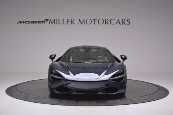 New 2019 McLaren 720S Coupe for sale $336,440 at Aston Martin of Greenwich in Greenwich CT 06830 12