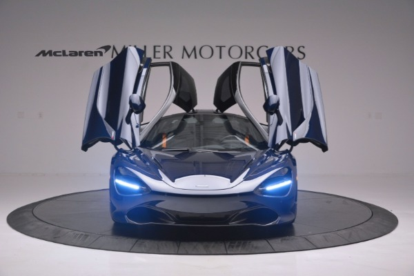 New 2019 McLaren 720S Coupe for sale $336,440 at Aston Martin of Greenwich in Greenwich CT 06830 13