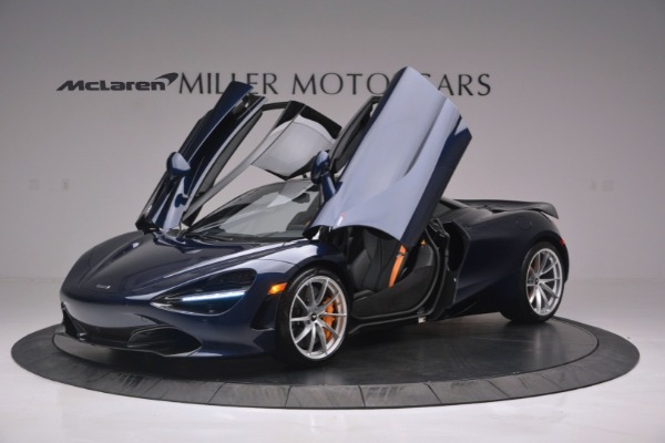 New 2019 McLaren 720S Coupe for sale $336,440 at Aston Martin of Greenwich in Greenwich CT 06830 14