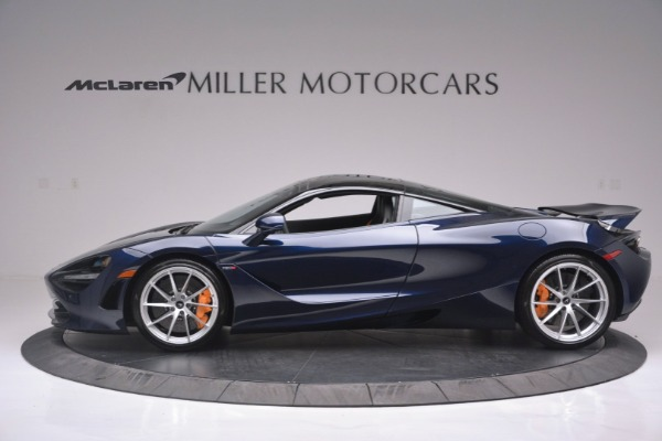 New 2019 McLaren 720S Coupe for sale $336,440 at Aston Martin of Greenwich in Greenwich CT 06830 3