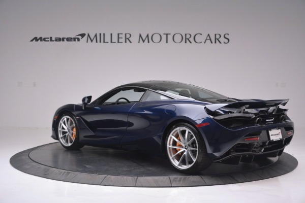New 2019 McLaren 720S Coupe for sale $336,440 at Aston Martin of Greenwich in Greenwich CT 06830 4
