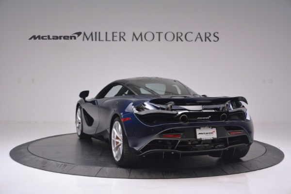 New 2019 McLaren 720S Coupe for sale $336,440 at Aston Martin of Greenwich in Greenwich CT 06830 5