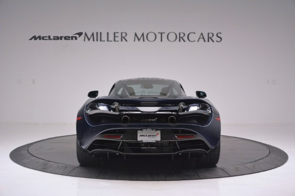 New 2019 McLaren 720S Coupe for sale $336,440 at Aston Martin of Greenwich in Greenwich CT 06830 6