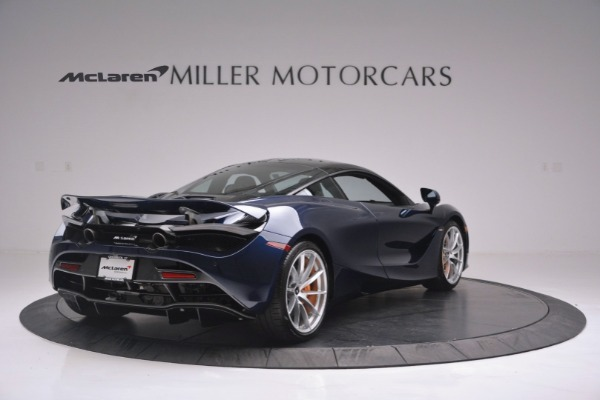 New 2019 McLaren 720S Coupe for sale $336,440 at Aston Martin of Greenwich in Greenwich CT 06830 7