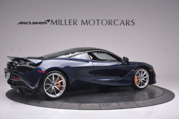 New 2019 McLaren 720S Coupe for sale $336,440 at Aston Martin of Greenwich in Greenwich CT 06830 8