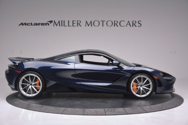 New 2019 McLaren 720S Coupe for sale $336,440 at Aston Martin of Greenwich in Greenwich CT 06830 9