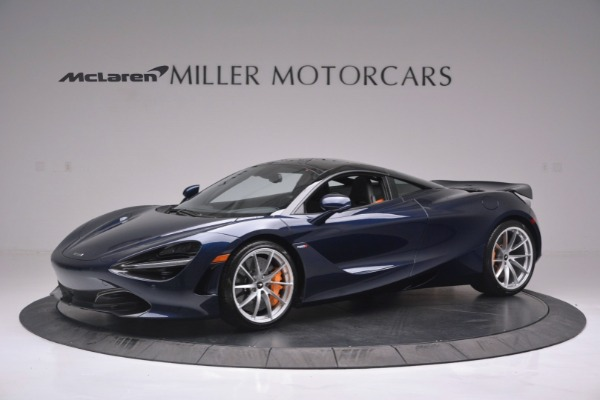 New 2019 McLaren 720S Coupe for sale $336,440 at Aston Martin of Greenwich in Greenwich CT 06830 1