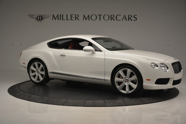Used 2015 Bentley Continental GT V8 for sale Sold at Aston Martin of Greenwich in Greenwich CT 06830 10