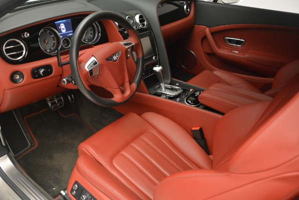 Used 2015 Bentley Continental GT V8 for sale Sold at Aston Martin of Greenwich in Greenwich CT 06830 17