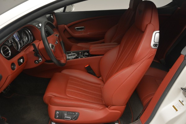 Used 2015 Bentley Continental GT V8 for sale Sold at Aston Martin of Greenwich in Greenwich CT 06830 18