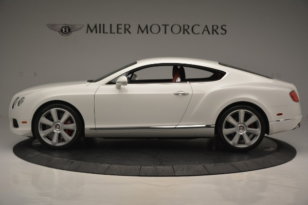 Used 2015 Bentley Continental GT V8 for sale Sold at Aston Martin of Greenwich in Greenwich CT 06830 3