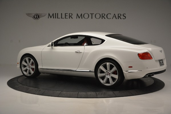 Used 2015 Bentley Continental GT V8 for sale Sold at Aston Martin of Greenwich in Greenwich CT 06830 4