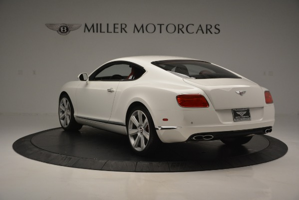 Used 2015 Bentley Continental GT V8 for sale Sold at Aston Martin of Greenwich in Greenwich CT 06830 5