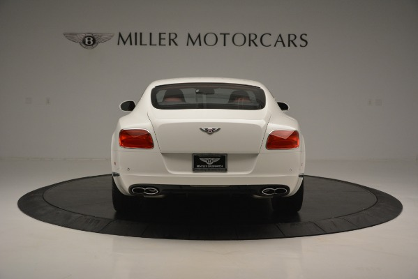 Used 2015 Bentley Continental GT V8 for sale Sold at Aston Martin of Greenwich in Greenwich CT 06830 6