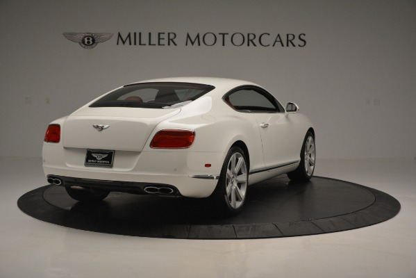 Used 2015 Bentley Continental GT V8 for sale Sold at Aston Martin of Greenwich in Greenwich CT 06830 7