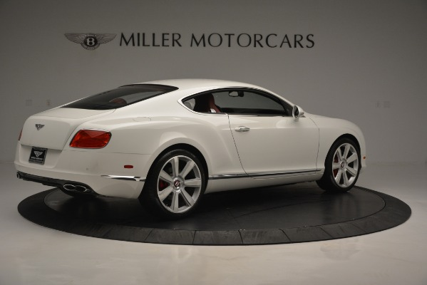 Used 2015 Bentley Continental GT V8 for sale Sold at Aston Martin of Greenwich in Greenwich CT 06830 8