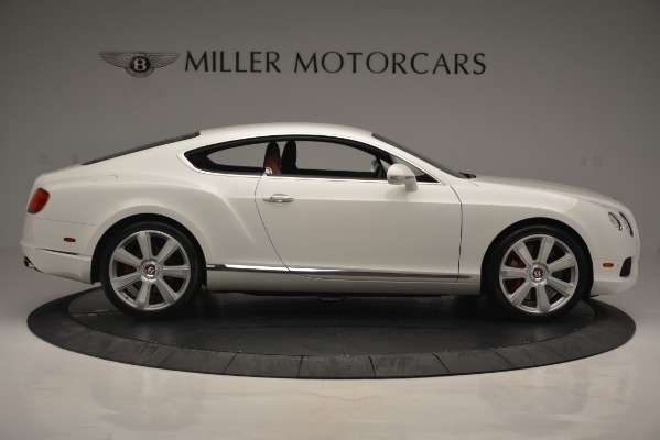 Used 2015 Bentley Continental GT V8 for sale Sold at Aston Martin of Greenwich in Greenwich CT 06830 9