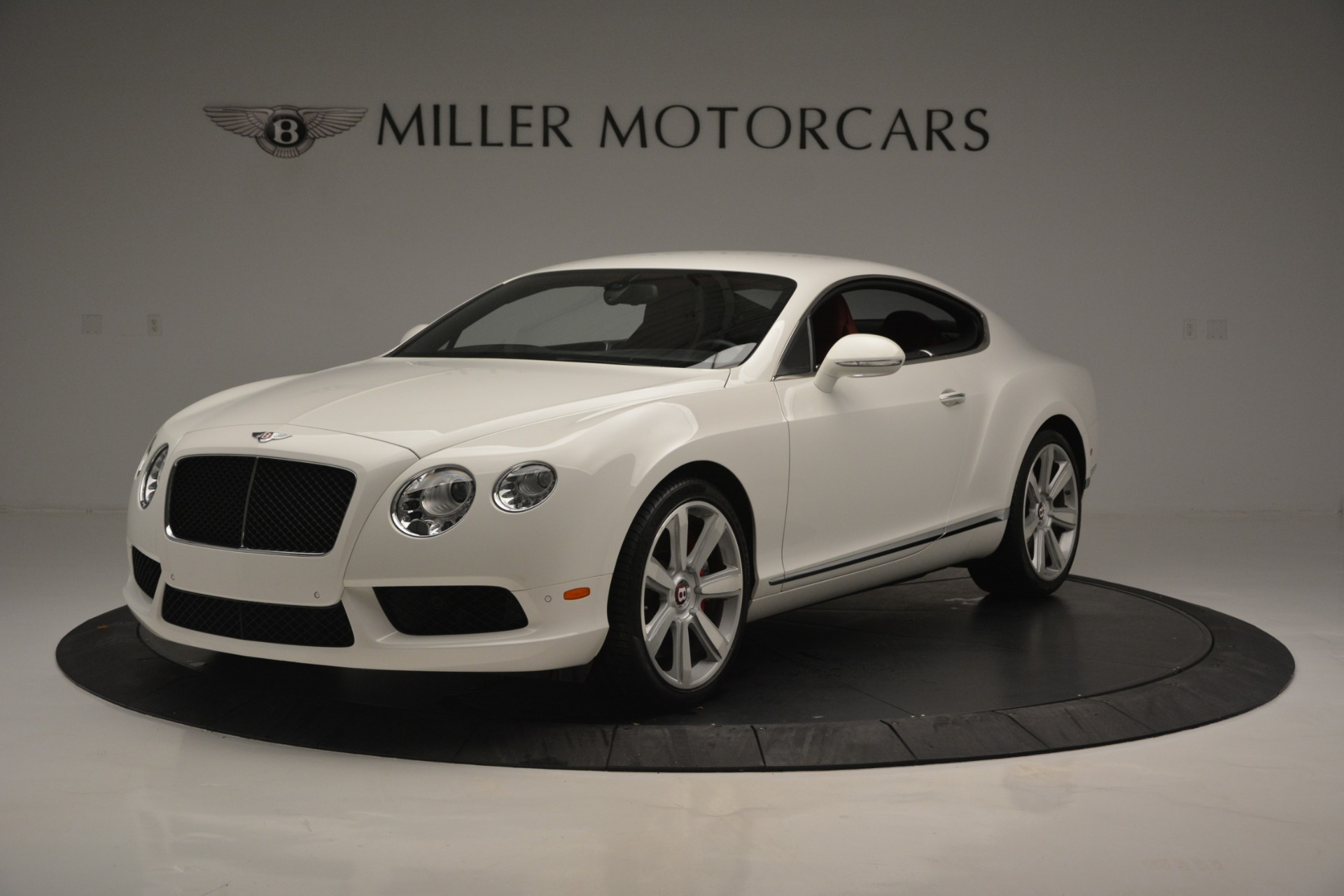 Used 2015 Bentley Continental GT V8 for sale Sold at Aston Martin of Greenwich in Greenwich CT 06830 1