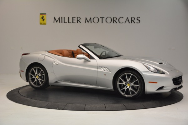 Used 2010 Ferrari California for sale Sold at Aston Martin of Greenwich in Greenwich CT 06830 10