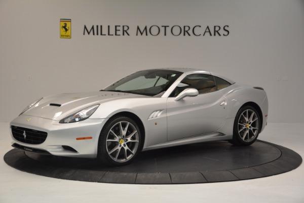 Used 2010 Ferrari California for sale Sold at Aston Martin of Greenwich in Greenwich CT 06830 14