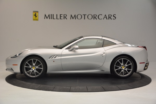 Used 2010 Ferrari California for sale Sold at Aston Martin of Greenwich in Greenwich CT 06830 15