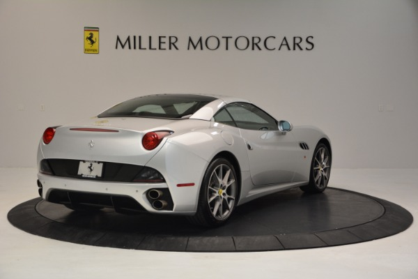 Used 2010 Ferrari California for sale Sold at Aston Martin of Greenwich in Greenwich CT 06830 19