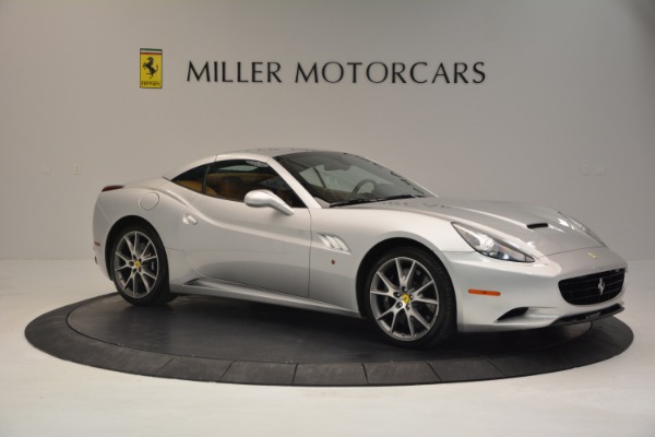 Used 2010 Ferrari California for sale Sold at Aston Martin of Greenwich in Greenwich CT 06830 22