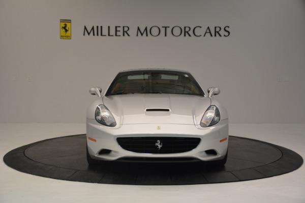Used 2010 Ferrari California for sale Sold at Aston Martin of Greenwich in Greenwich CT 06830 24