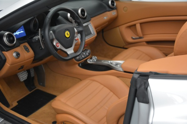 Used 2010 Ferrari California for sale Sold at Aston Martin of Greenwich in Greenwich CT 06830 25