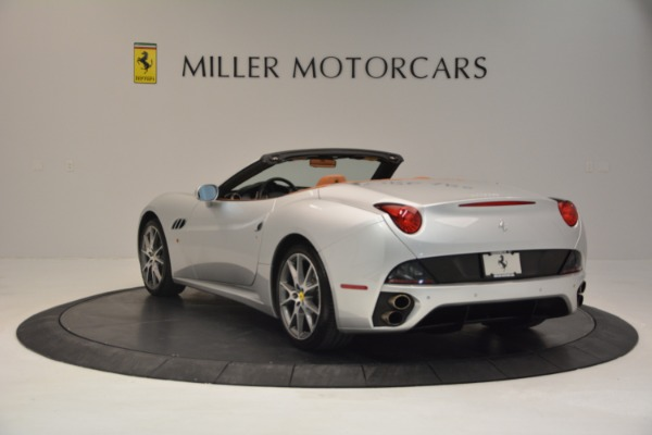 Used 2010 Ferrari California for sale Sold at Aston Martin of Greenwich in Greenwich CT 06830 5