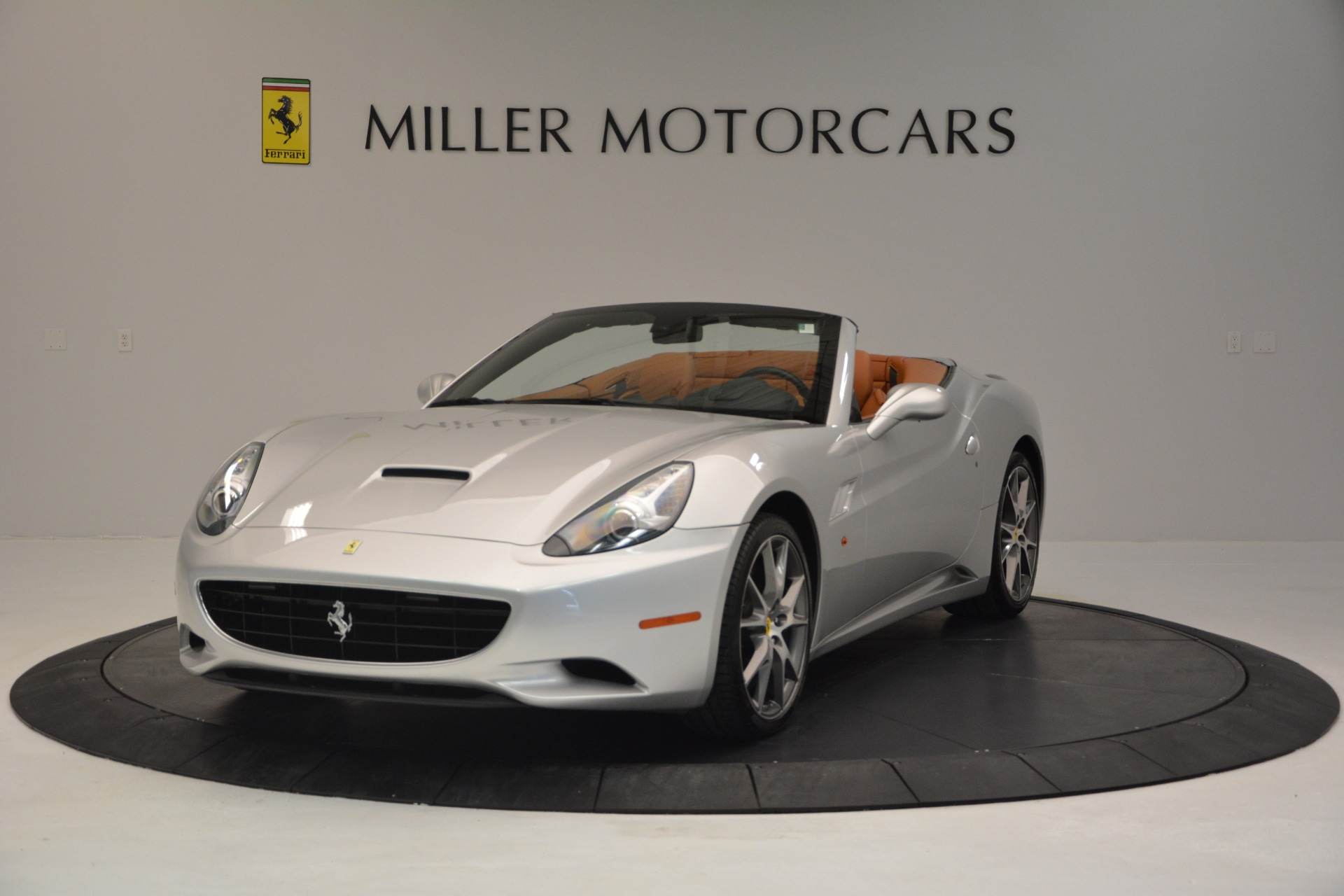 Used 2010 Ferrari California for sale Sold at Aston Martin of Greenwich in Greenwich CT 06830 1