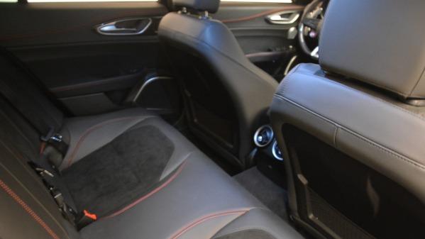 Used 2017 Alfa Romeo Giulia Quadrifoglio for sale Sold at Aston Martin of Greenwich in Greenwich CT 06830 24