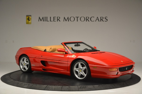 Used 1997 Ferrari 355 Spider 6-Speed Manual for sale Sold at Aston Martin of Greenwich in Greenwich CT 06830 10