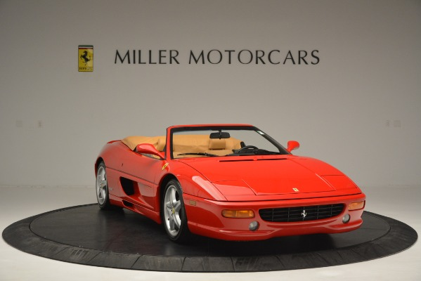 Used 1997 Ferrari 355 Spider 6-Speed Manual for sale Sold at Aston Martin of Greenwich in Greenwich CT 06830 11